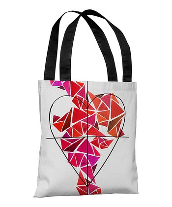 Piece of My Heart Tote