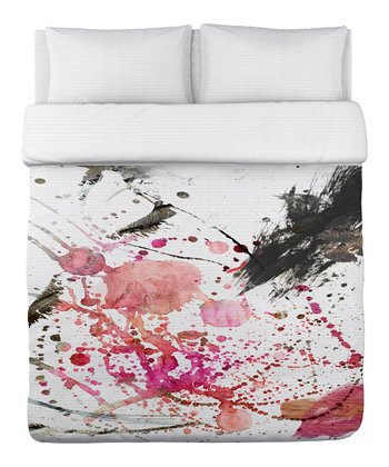 Dawn of Times Duvet Cover