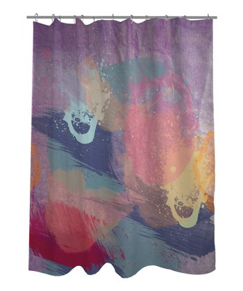 Lavender Mist Shower Curtain