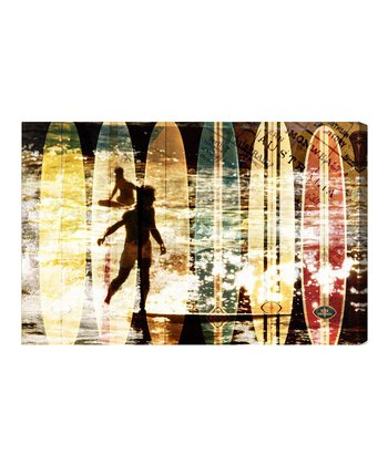 Surfing Australia Wall Art