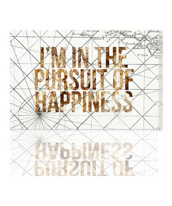 'Pursuit of Happiness' Wall Art