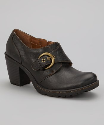 Black Canty Bootie