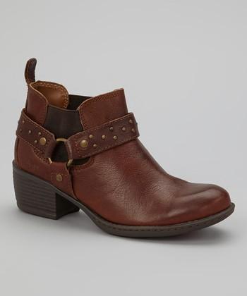 Oxblood Claudette Shoe