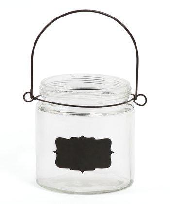 Dennis East International Mason Jar 4.5'' Tealight Candleholder