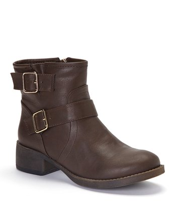 Brown Carol Boot