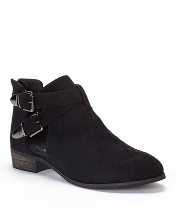 Black Jennifer Ankle Boot