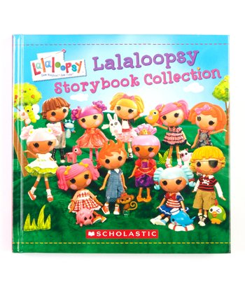 Lalaloopsy Storybook Collection Hardcover