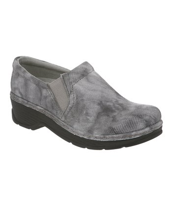 Gray Naples Clog