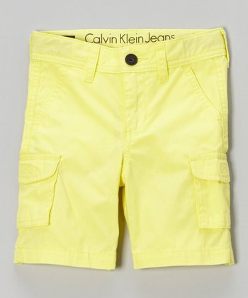 Vitamin C Cargo Shorts - Infant & Toddler