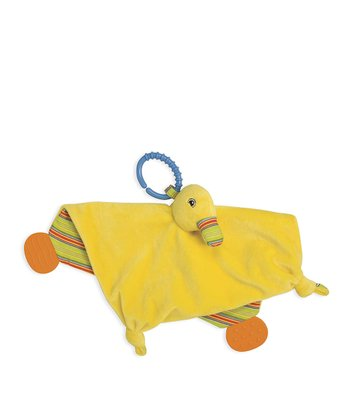 Pond Pets Duck Puppet Blanket