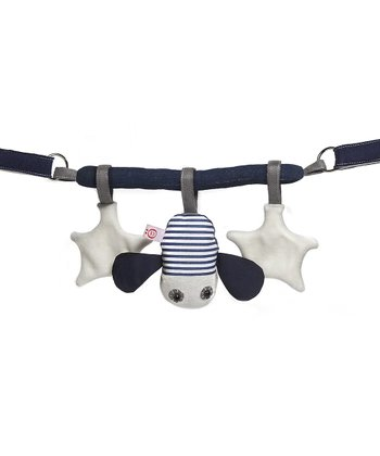 Denim Peter Fly Stroller Toy