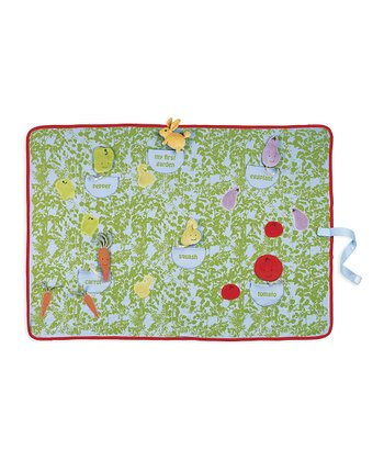 Garden Hop Activity Blanket/Mat