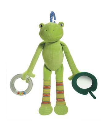 Pond Pets Frog Activity Squeaker