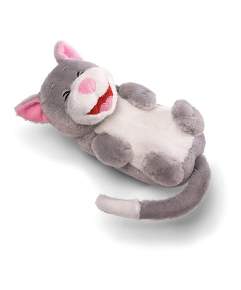 Laugh-a-Rollies Kitty Plush Toy