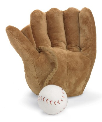 Musical Baseball Plush Toy
