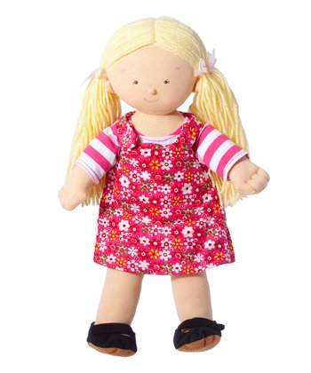 Blonde Rosy Cheeks™ Big Sister Doll