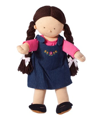 Dark-Haired Rosy Cheeks™ Big Sister Doll