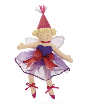 Pink Fancy Prancy™ Birthday Fairy Doll