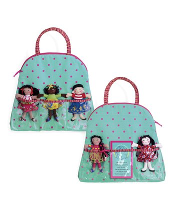 Culture Club Tote & Doll Set