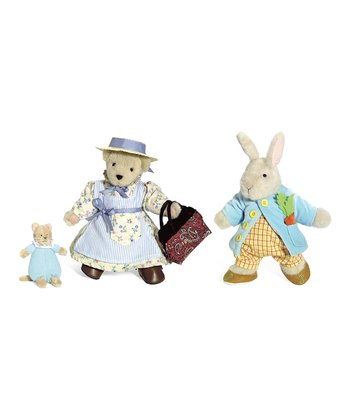 Muffy® & Hoppy™ Beatrix Potter Doll Set