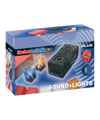 Plus Sound & Lights Set