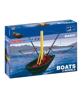 Basic Boats Model Set