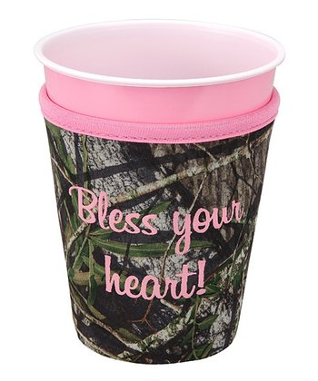 Occasionally Made 'Bless Your Heart!' Cup Cozy