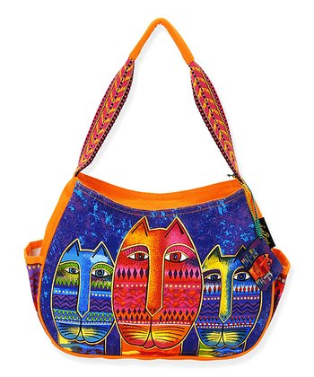 Purple & Orange Three Amigos Hobo