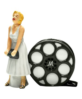 Marilyn Monroe Film Salt & Pepper Shaker Set