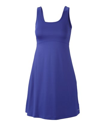 Light Grape Freezer II Dress - Women