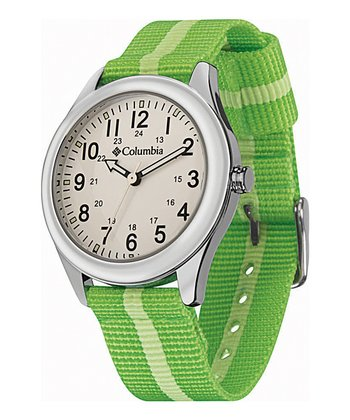 Lime Fieldfox Watch - Women