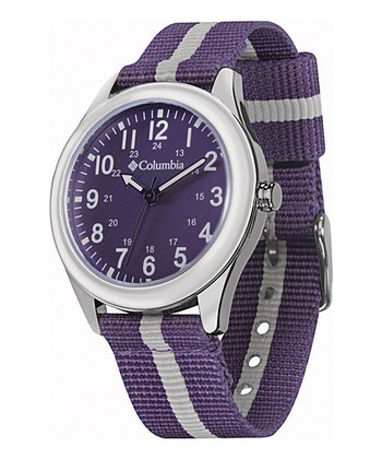 Purple Fieldfox Watch - Women
