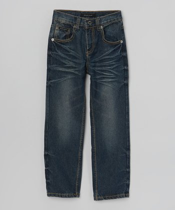 Rugged Wash Porter Jean - Boys