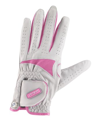 Pink Lemonade Left-Handed Golf Glove - Women