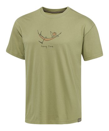 Lush Green Grass Roots Organic Tee - Men