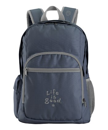 True Blue Good Kids Essential Backpack