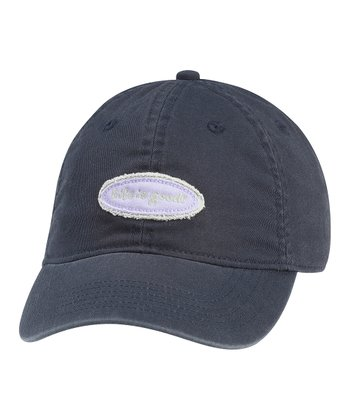 True Blue Oval Tattered Chill Cap - Women