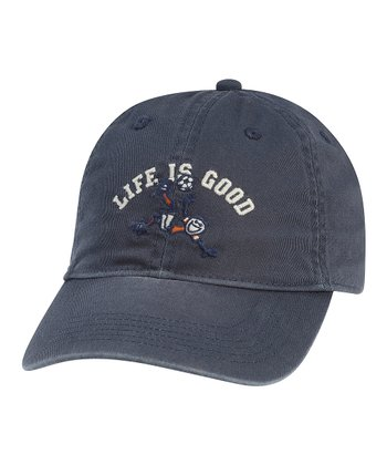 Shadow Blue Soccer Chill Cap