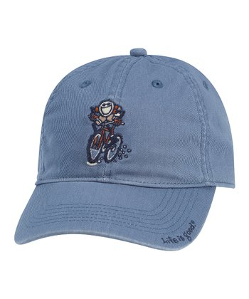 Blue Bike Chill Cap