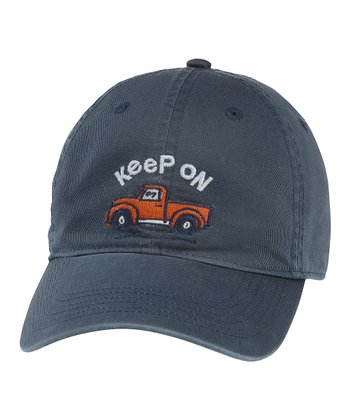 Shadow Blue 'Keep On Trucking' Chill Cap