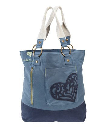 Shadow Heart Stroll Tote