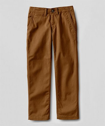 Praline Iron Knee Twill Pants - Toddler & Boys