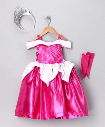 Pink Princess Dress-Up Set - Infant, Toddler & Girls