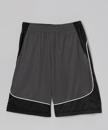 Ebony Formstrip Shorts - Toddler & Boys