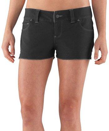 Black Mohawk Shorts