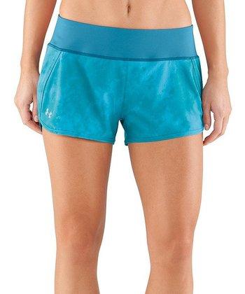 Deceit Blue Get Set Go Shorts