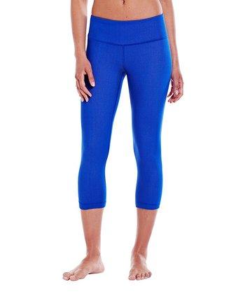 Blu-Away StudioLux® Denim Capri Pants