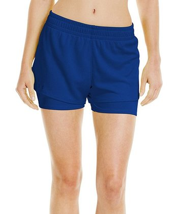 Blu-Away Contend Two-in-One Shorts
