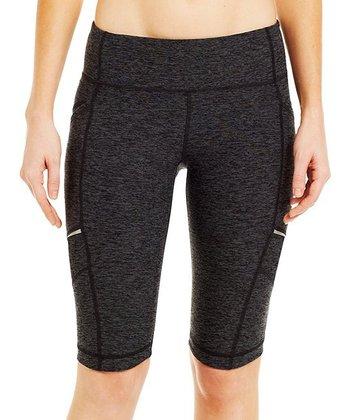 Asphalt Heather StudioLux® Spin Shorts