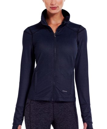 Black StudioLux® Denim Jacket